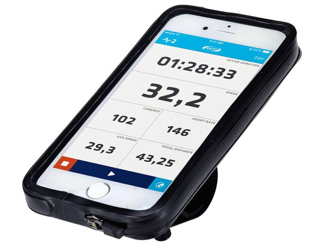 BBB Guardian M BSM-11M Smartphone Halter schwarz